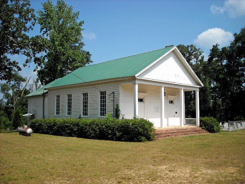 Bethany Baptist Church was built in 1874. Bethany Baptist has been a part of the community since 1821. Today, the Bethany Church is owned by the Monroe County Heritage Museum and and is available for special events.